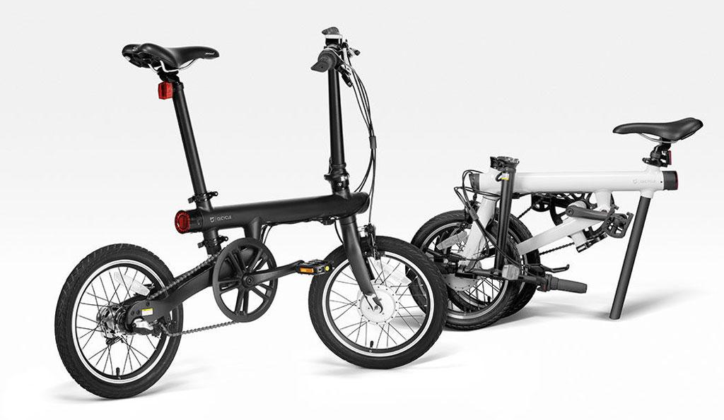 QiCycle от компании Xiaomi: велосипед будущего!