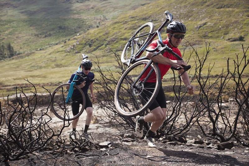 Переноска велосипеда