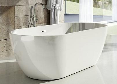 Овальная отдельностоящая ванна Ravak