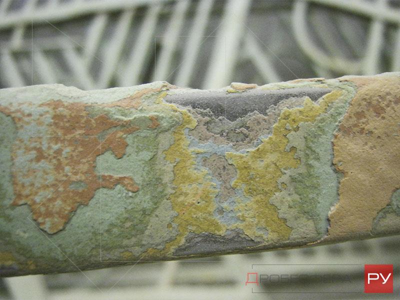 Рекорд количества слоёв краски