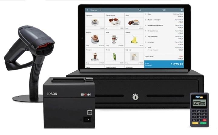 Онлайн-кассы способствуют автоматизации торговли и предупреждению ошибок продавца
