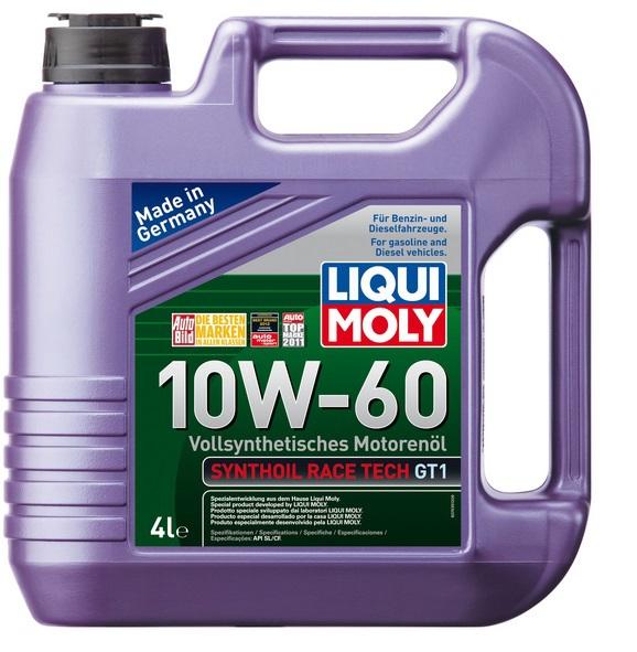 10w60 Спортивное масло