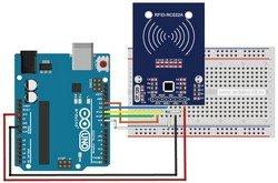 Считыватель RFID на примере RC522. Принцип работы, подключение
