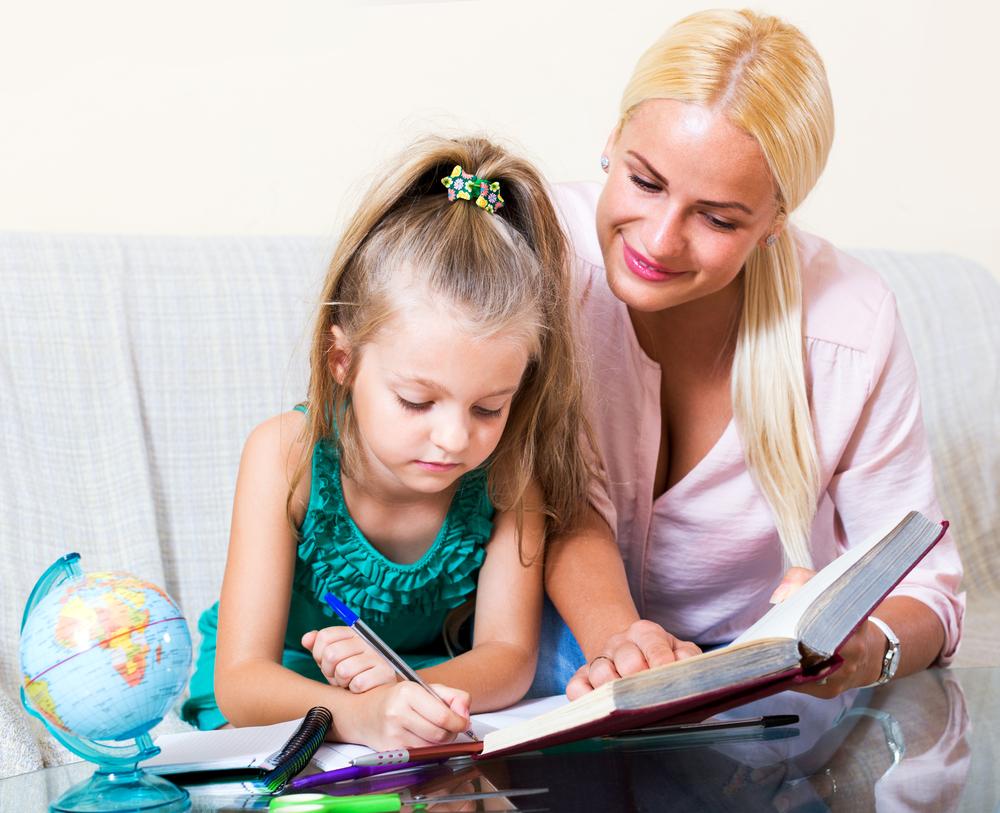 Длинные волосы Мама и Дочка 1 сентября HAIRJAZZ