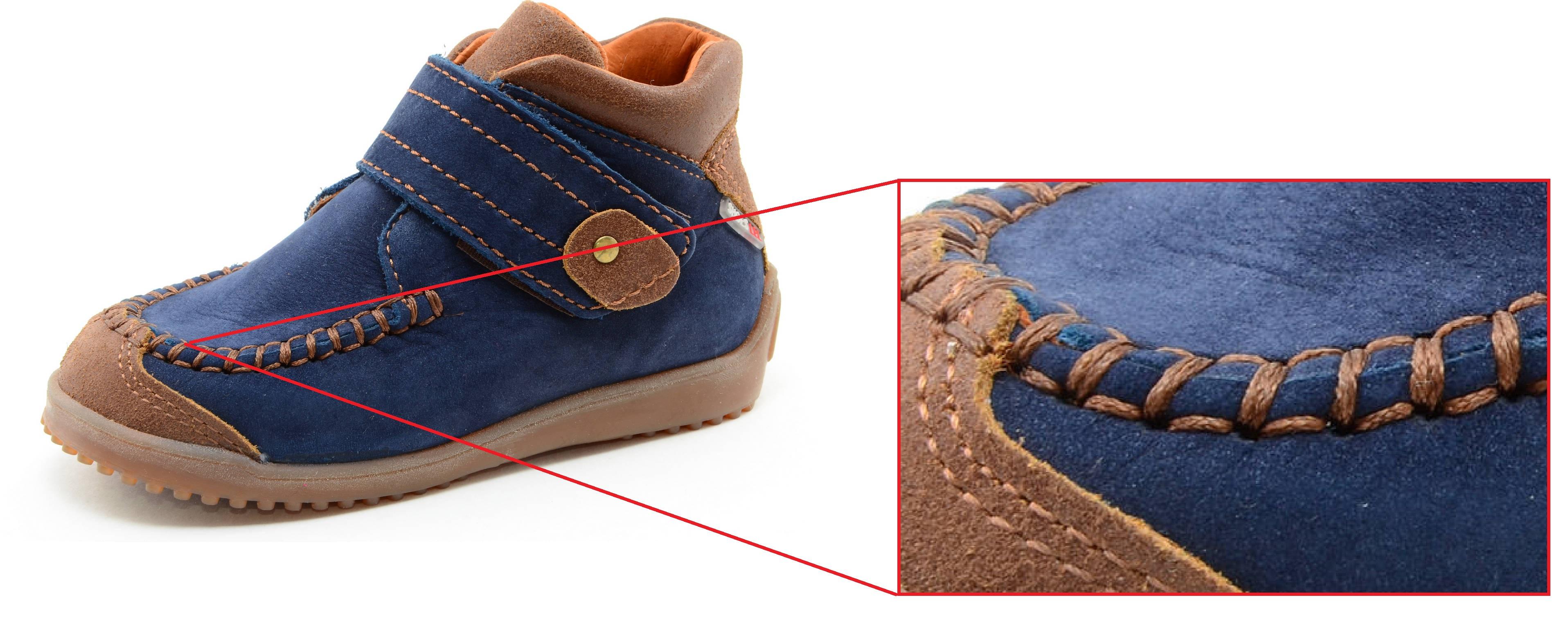 натуральный нубук для обуви лель