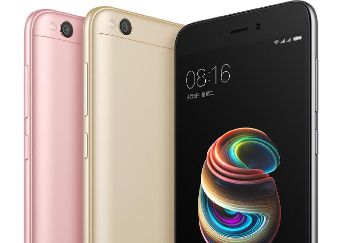 Xiaomi Redmi Note 5 Plus