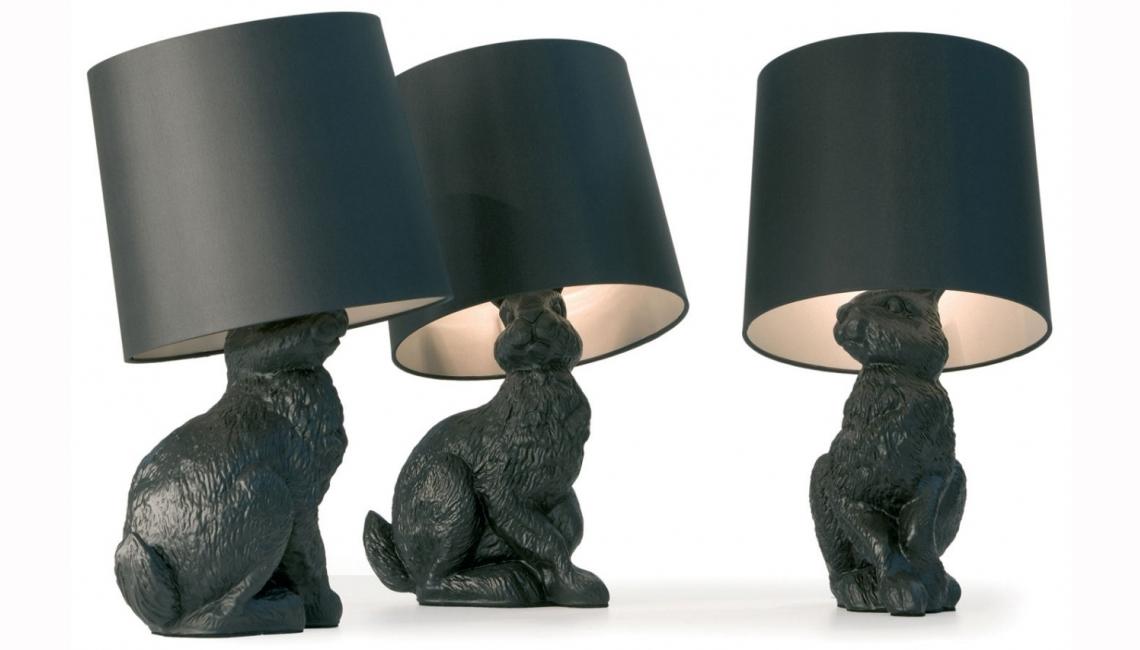 Moooi MOLRABBIT-B — Настольный светильник RABBIT LAMP