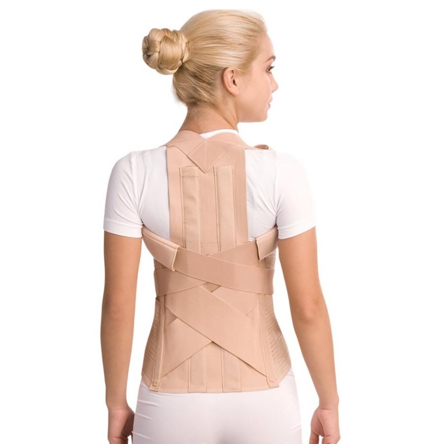Поясничный ортопедический корсет