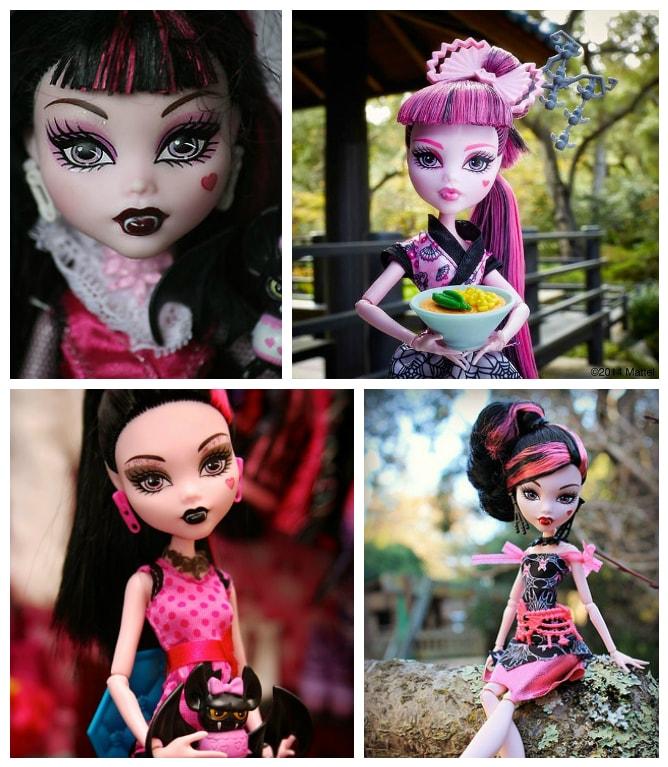 Дракулаура купить в магазине Магия кукол