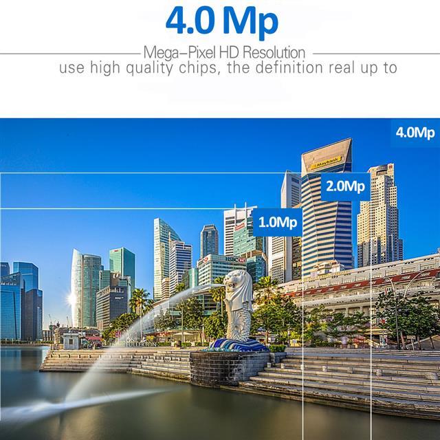 пример размер видеоизображения для 4 Mp