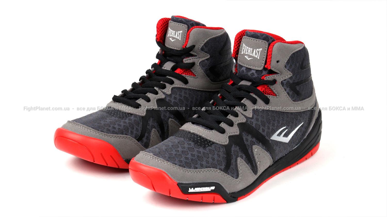 Боксерки Everlast Pivt Low Top Boxing Shoes главный вид