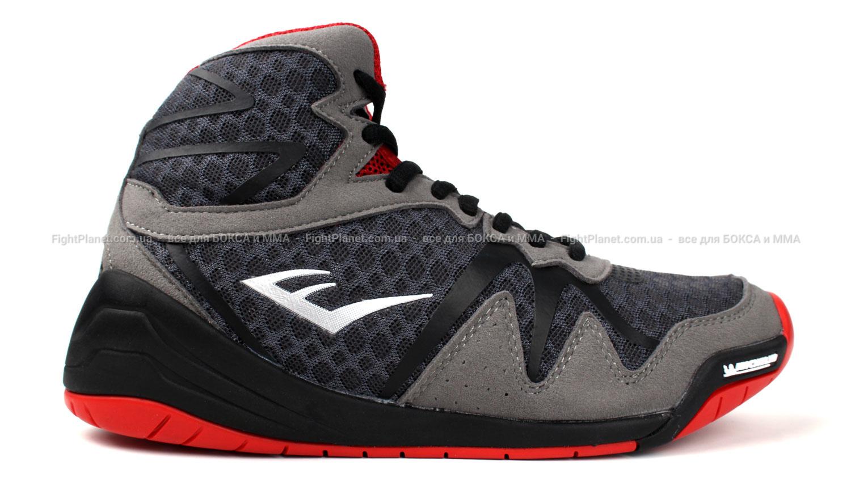 Боксерки Everlast Pivt Low Top Boxing Shoes подошва вид сбоку