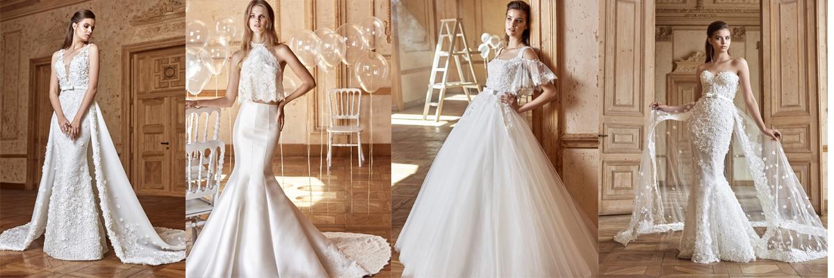 fc134572078 Свадебная коллекция Tarik Ediz – это верх совершенства и роскоши