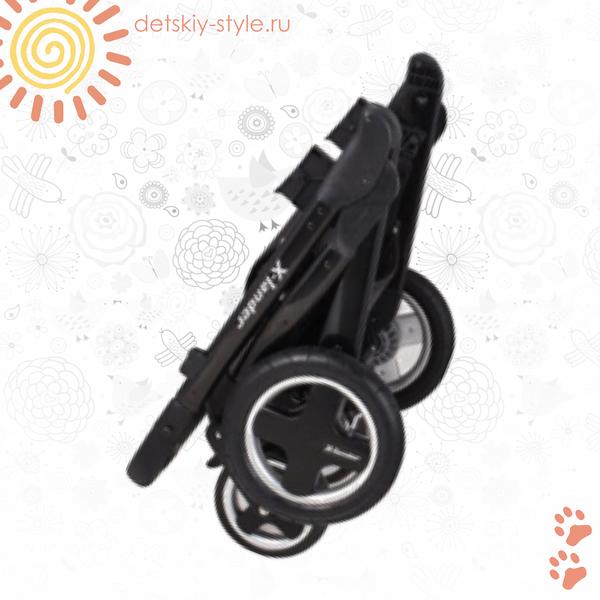 коляска x lender  x pulse, купить, цена, отзывы, коляска икс лендер x pulse, заказать, дешево, бесплатная доставка, стоисть, коляска икс пульс, доставка по россии, detskiy-style.ru
