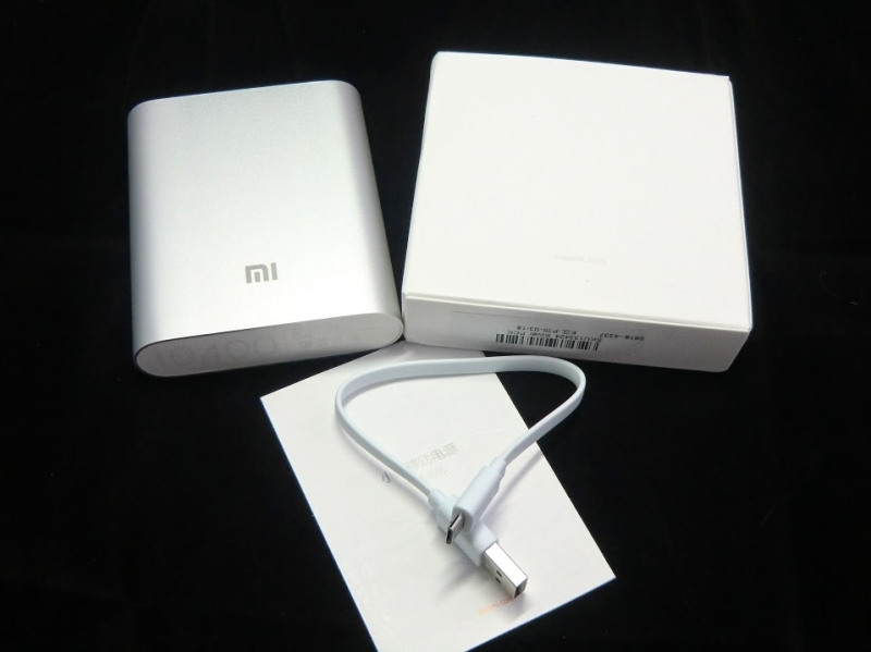 Xiaomi Mi Power Bank 10400 мАч. Особенности и характеристики внешней батареи.