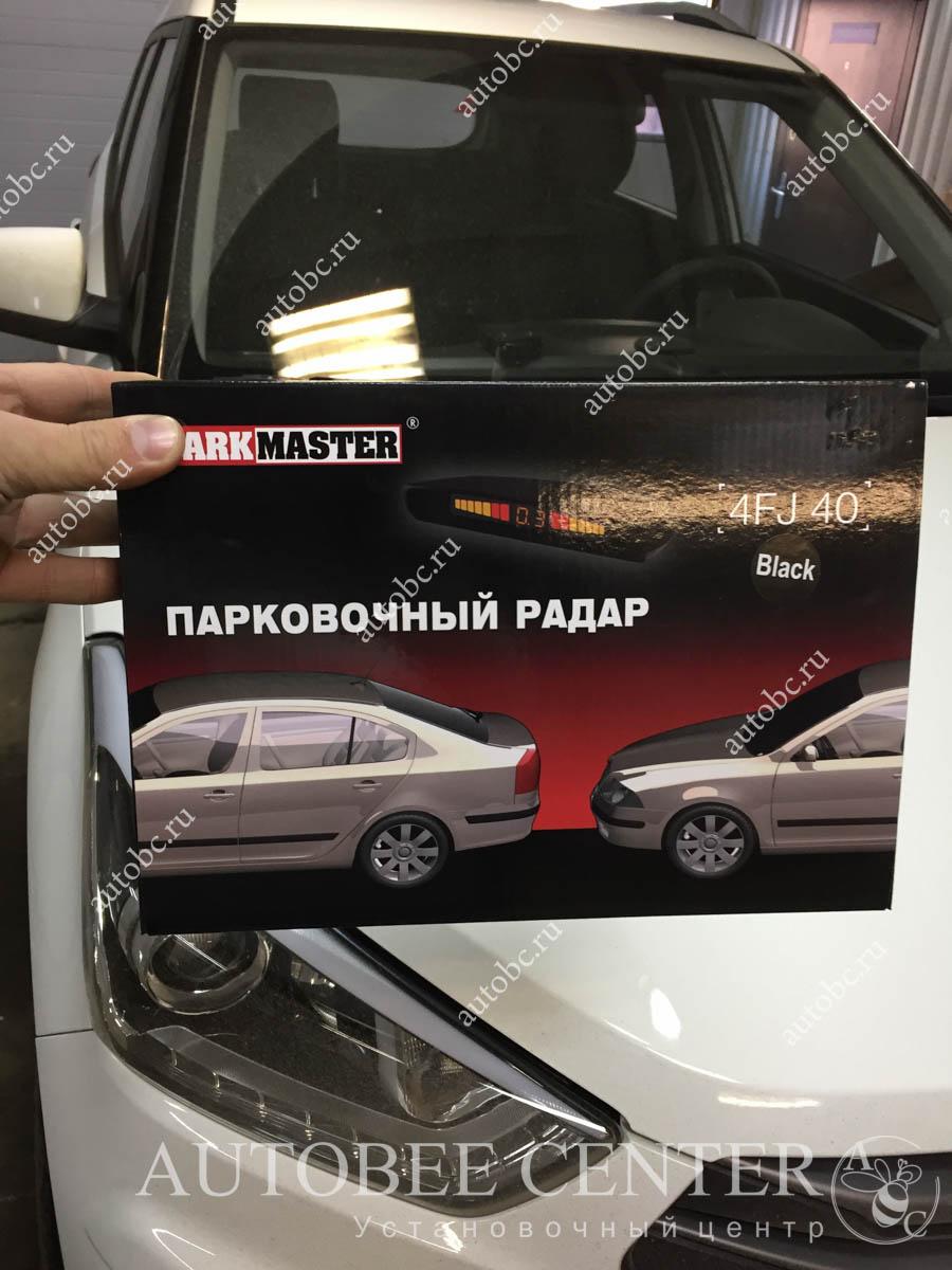 Hyundai Creta (установка парктроника)