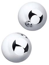 металлические вагинальные шарики без сцепки рекомендуется покупать, когда мышцы вагины уже натренированы и нужно совершенствоваться