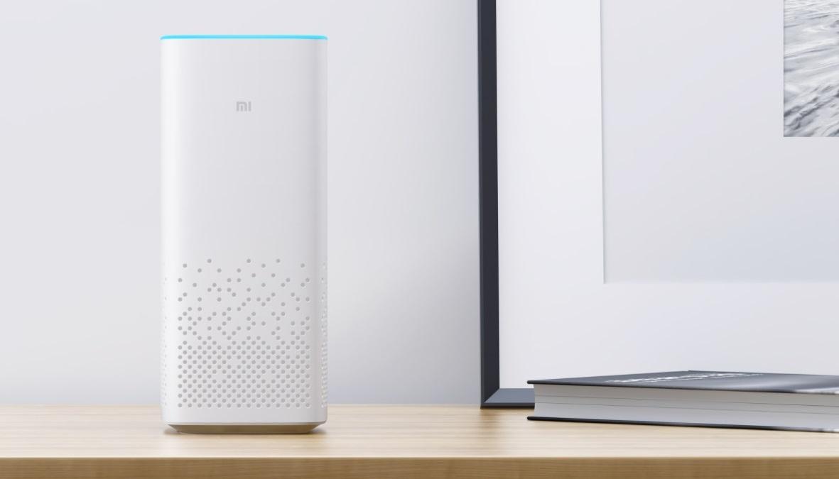 Домашний помощник Xiaomi Mi AI Speaker