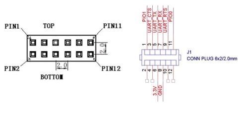 Модуль RF027. Bluetooth модуль BMX-03A