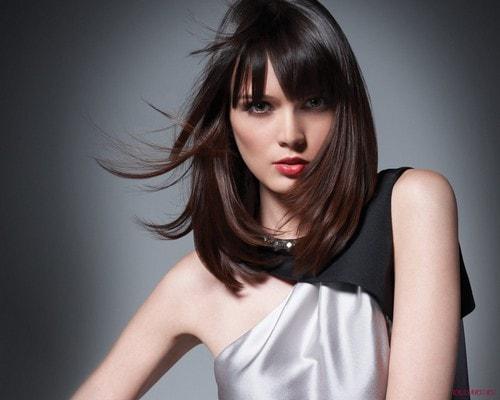 Показание к применению процедуры - ламинирование волос.