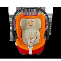 Энергопоглощающий корпус - Поглощает силу ударной нагрузки и бережно защищает ребенка