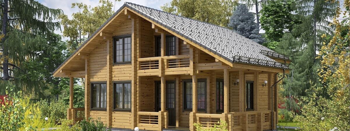 Проекты домов «Шале»