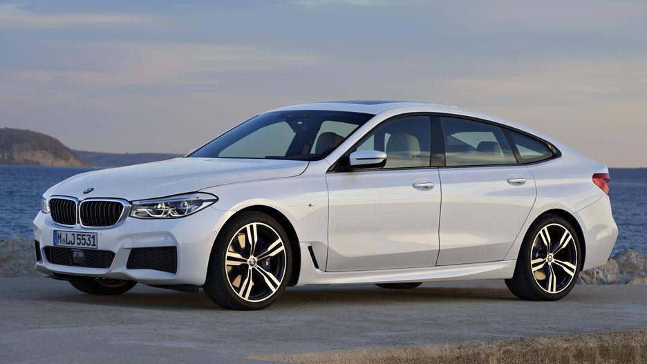 BMW Grand Tourismo