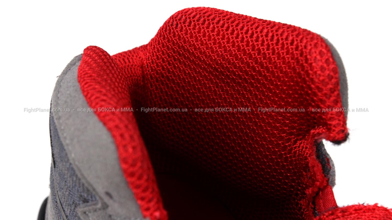 Боксерки Everlast Pivt Low Top Boxing Shoes внутренняя ткань