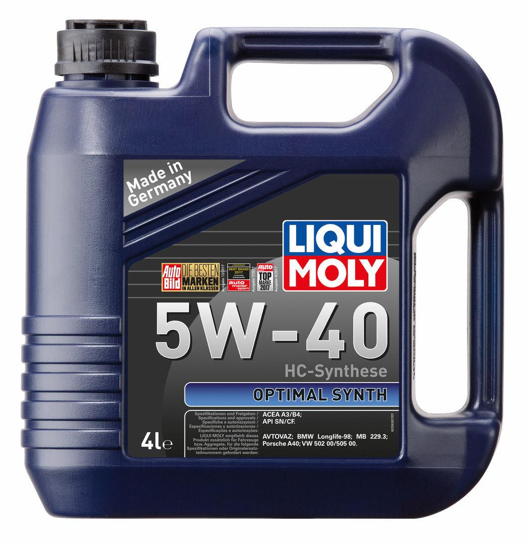 Liqui Moly Optimal Synth 5W40