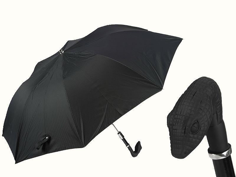 Зонтик с головой змеи