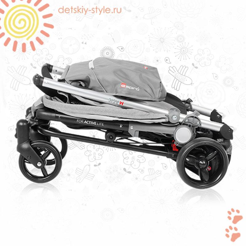 коляска espiro magic, прогулочная коляска эспиро, купить, цена, стоимость, гарантия, бесплатная доставка, купить, дешево, заказ, заказать, онлайн, отзывы, официальный дилер espiro