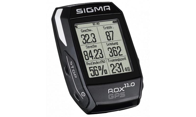 GPS-велокомпьютер Sigma