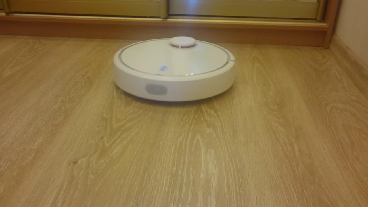 В чем секрет работы Xiaomi mi robot vacuum
