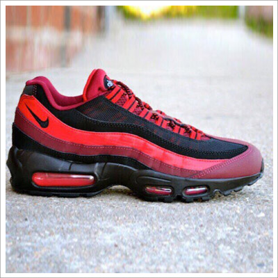 Nike Air Max 95 Women's Black/Red
