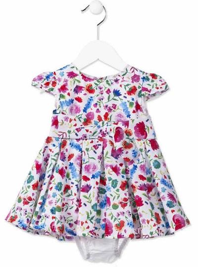 Платье Losan для девочки Garden Chic купить в интернет-магазине Мама Любит!