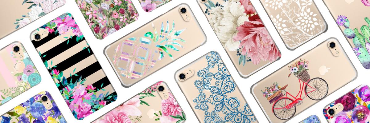 Чехлы для iPhone с уникальными авторскими дизайнами