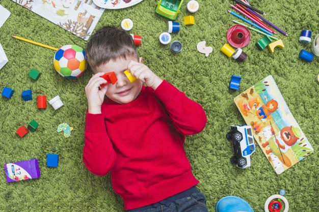 Детские игрушки для мальчика