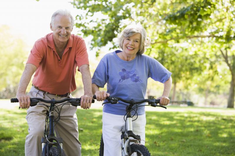 электровелосипед для пожилых