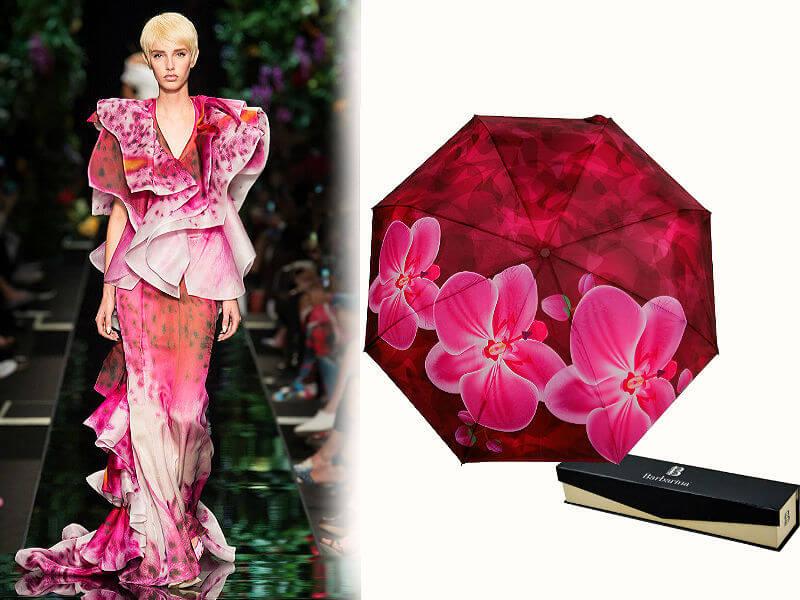 Зонт Орхидея