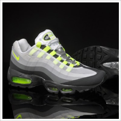 Nike Air Max 95 Triple Women's Gray/Green