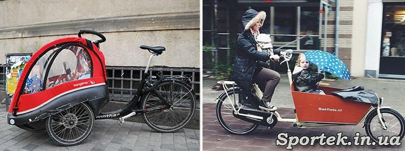 Трехколесные велосипеды