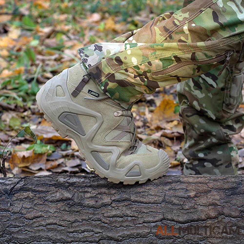 Тактические ботинки Zephyr Mid TF Lowa