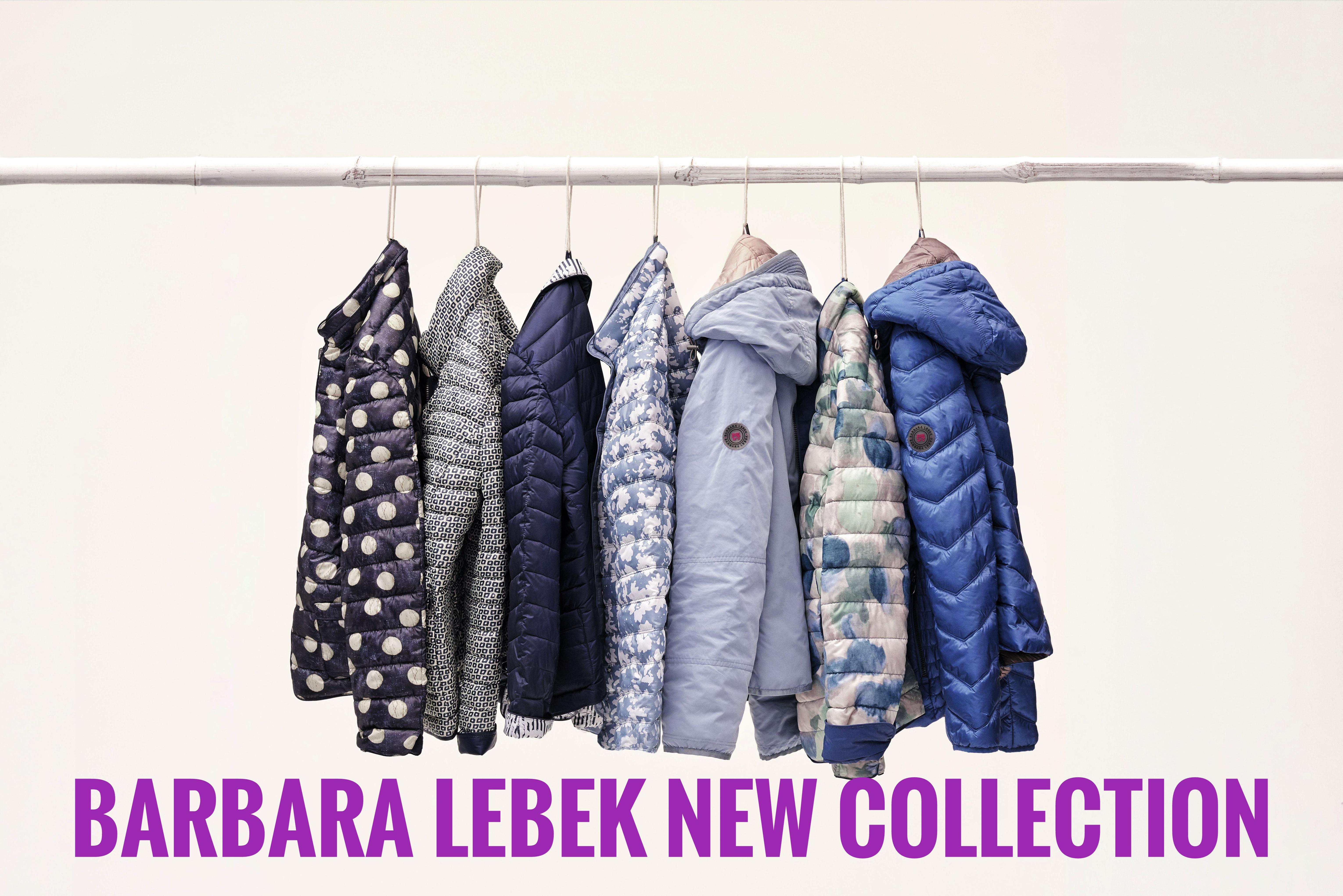 Новая коллекция Barbara Lebek