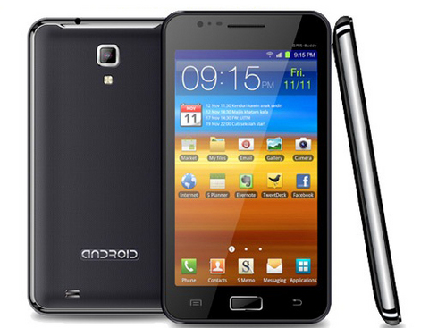 Star i9220 Note (5 дюймов) Android 4.0 3G (MTK6575)