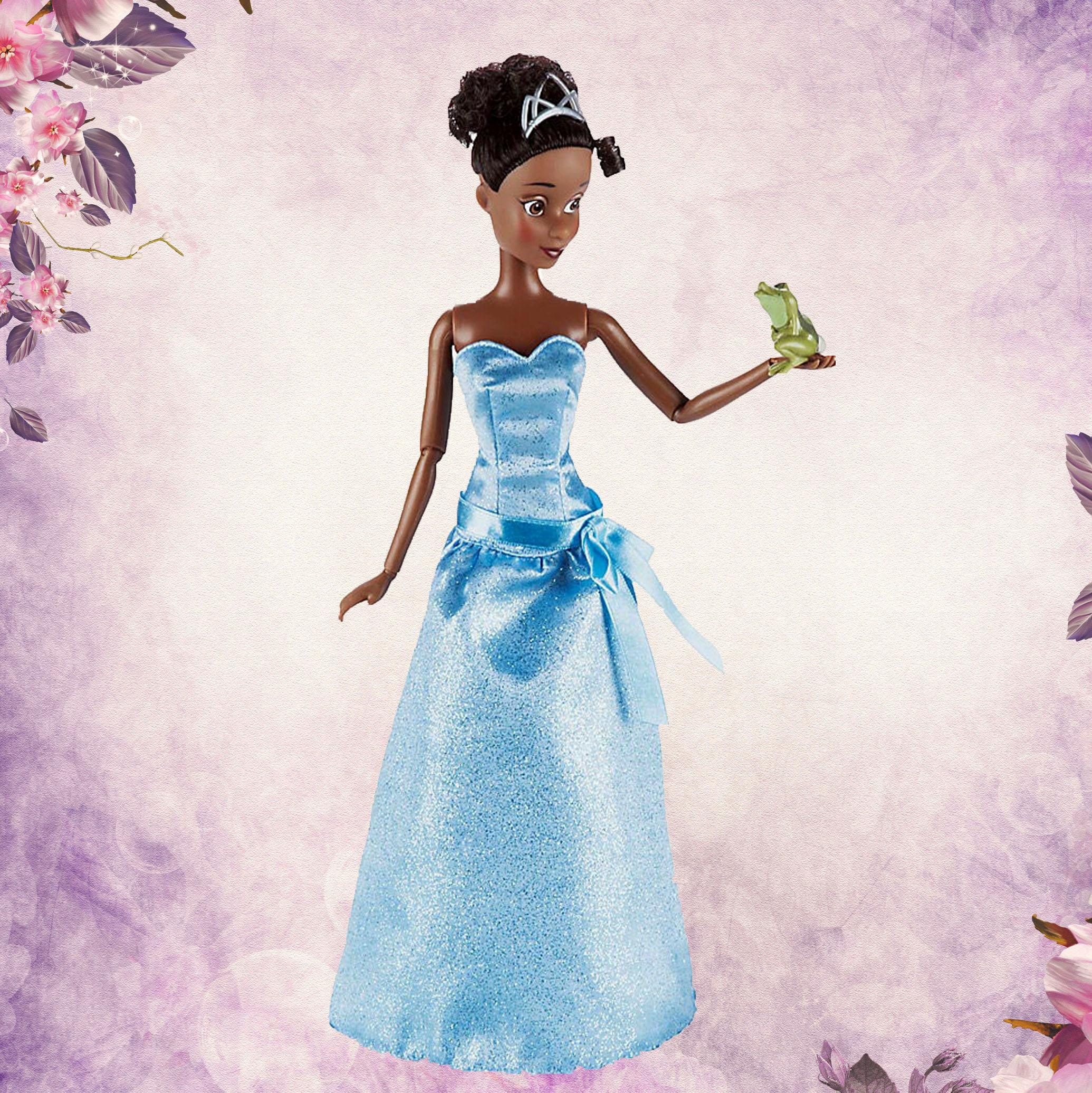 Кукла Тиана с питомцем