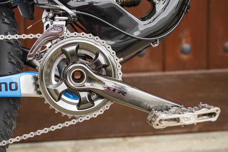 Привод велосипеда