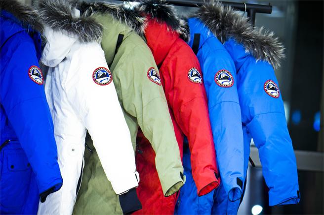 Пуховики Arctic Explorer