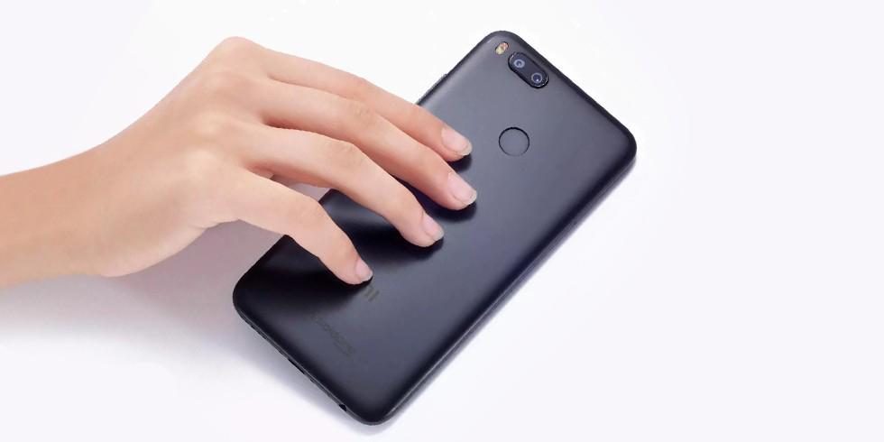 Смартфон Xiaomi Mi A1 4 / 32GB (золотой)