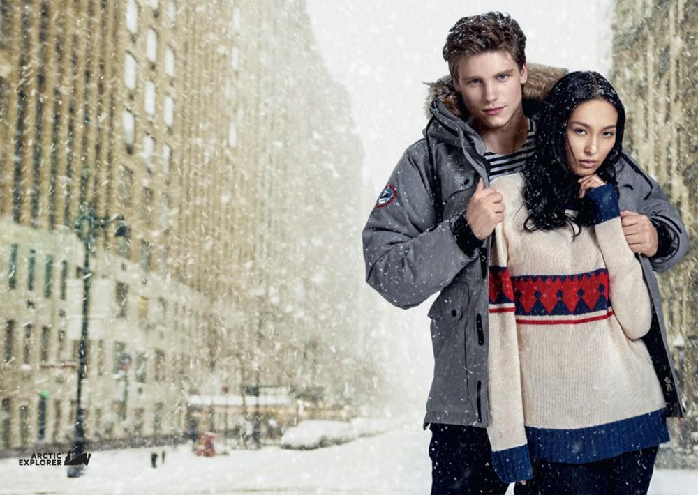 Одежда arctic explorer