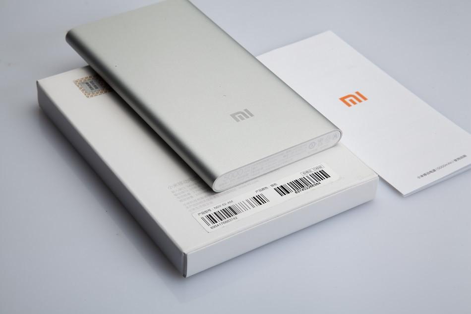 Xiaomi mi power bank 5000 mah: краткий обзор и технические характеристики.